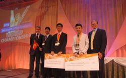 VN tiếp tục giành Huy chương tại Cuộc thi Tin học Văn phòng thế giới 2014