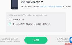 iOS 8.1.2 bị bẻ khóa sau chưa đầy 24 giờ ra mắt, lưu ý khi jailbreak