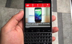 BlackBerry Classic chính hãng giá 10,5 triệu đồng, có hàng đầu năm sau