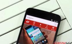 Mở hộp Nexus 6 tại Việt Nam