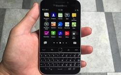 BlackBerry Classic chính thức ra mắt tại VN, lên kệ vào ngày 16/01