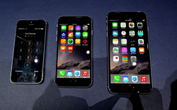 So sánh iPhone 6, iPhone 6 Plus và iPhone 5s: Có gì mới mẻ?