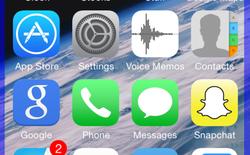 Cách điều khiển iPhone bằng ... đầu trong iOS 7.1
