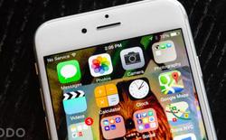 Apple chính thức chặn đường về iOS 7