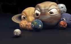 """Lý giải sao Diêm Vương không được gọi là """"hành tinh"""""""