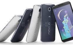 Nexus 6 vừa lên kệ đã bán hết sạch