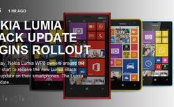 Bản cập nhập Black cho điện thoại Lumia có gì mới?