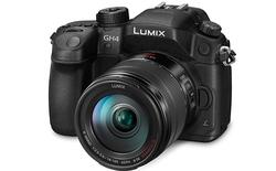 Lumix GH4: Máy ảnh mirrorless quay phim 4K đầu tiên của Panasonic