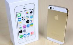 iPhone 5S lock Nhật giá 5 triệu đồng lại hâm nóng thị trường di động Việt