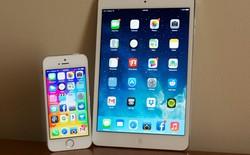 iOS 8 có tỷ lệ gặp lỗi cao hơn nhiều iOS 7