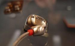 Cận cảnh tai nghe làm hoàn toàn bằng kim loại RHA T10i