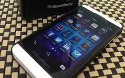 BlackBerry Z10 không còn hút khách như thời điểm mới giảm giá
