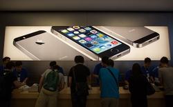 Khảo sát: Người Hàn Quốc hài lòng với iPhone 5s hơn Galaxy S5
