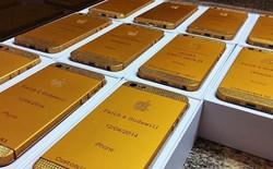 Đi ăn cưới được tặng iPhone 5s mạ vàng