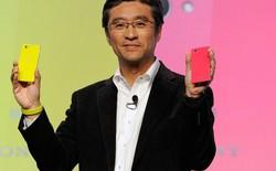 Sony 'trảm' giám đốc mảng di động
