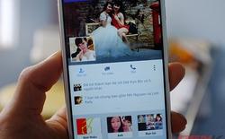 Facebook thay đổi giao diện trang cá nhân trên di động giống với bản web