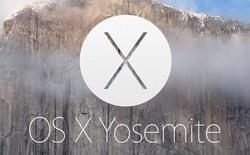 """Apple phát hành video """"khoe"""" thiết kế mới của OS X Yosemite"""