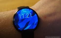 Làm mới smartwatch Moto 360 với loạt mặt đồng hồ vừa được cập nhật