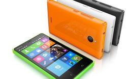 Nokia X2 chính thức ra mắt: Chip lõi kép, RAM 1 GB, màn hình 4,3 inch