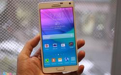 Samsung Galaxy Note 4 có mặt tại Việt Nam