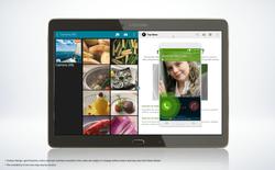 Thêm ảnh Galaxy Tab S 10.5 kích thước siêu mỏng