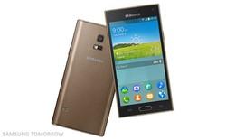 Samsung Z, smartphone chạy Tizen đầu tiên chính thức ra mắt
