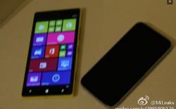 Lộ ảnh thực tế Lumia 1520 mini