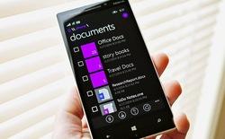 Trình quản lý tập tin trên Windows Phone 8.1 sẽ ra mắt vào tháng 6