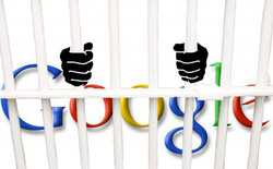 """Suýt vào tù vì... Google gửi """"hộ"""" email"""