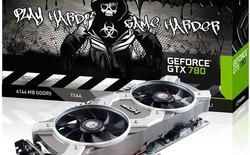 Galaxy ra mắt hàng khủng GTX 780 Hall Of Fame OC+