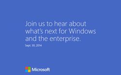 Microsoft chính thức giới thiệu Windows 10, hướng tới đồng nhất OS PC, Phone và Tablet