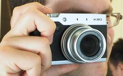 Fujifilm trình làng X100T và X30 với ống ngắm cực chuẩn