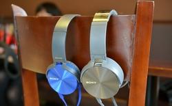 Sony XB450 và XB950 - thiết kế thời trang cùng chất âm dễ nghe