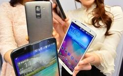 LG G Pro 2 lép vế trong loạt phép đo thử nghiệm sức mạnh phần cứng