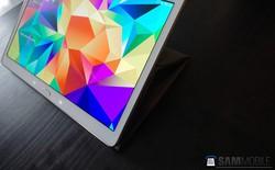 Chính thức ra mắt bộ đôi Galaxy Tab S thiết kế siêu mỏng nhẹ, màn hình 2K