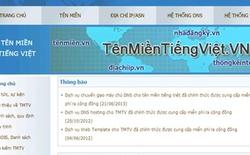 """Bộ trưởng Bộ TT&TT Nguyễn Bắc Son: Còn đăng ký """"ảo"""" về tên miền tiếng Việt"""