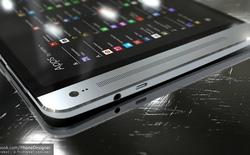 Ý tưởng tablet HTC Babel chạy song song Android và Windows 8 mang phong cách HTC One