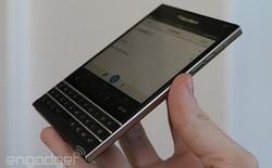 Những câu chuyện xoay quanh thiết kế độc đáo của Blackberry Passport