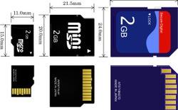 Một số điều cần biết về thẻ nhớ SD