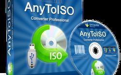 AnyToISO - Biến mọi thứ thành tập tin ISO