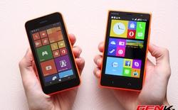 So sánh Nokia X2 và Lumia 530: Giá rẻ khoe tài