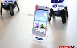 Bavapen tham gia cuộc chơi smartphone Việt với dòng sản phẩm mới