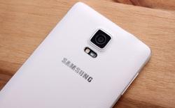 Samsung khoe độ bền Galaxy Note 4 bằng thử nghiệm bẻ cong