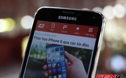 Samsung kiện một tờ báo 284 nghìn USD do đưa những tin xấu về Galaxy S5