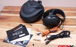 Tai nghe V-Moda M-100: Thiết kế mạnh mẽ, độ bền cao