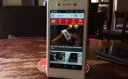 Cận cảnh cặp smartphone tầm trung Xperia M2 Aqua và E3 từ Sony