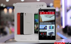 Cảm nhận nhanh phablet hai SIM tầm trung HTC Desire 816