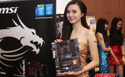 MSI giới thiệu loạt bo mạch chủ Series 9 tại Việt Nam