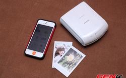 Mở hộp máy in ảnh di động Fujifilm Instax SHARE