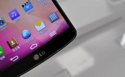 LG G Pro 2 so kích thước cùng loạt phablet 'khổng lồ'